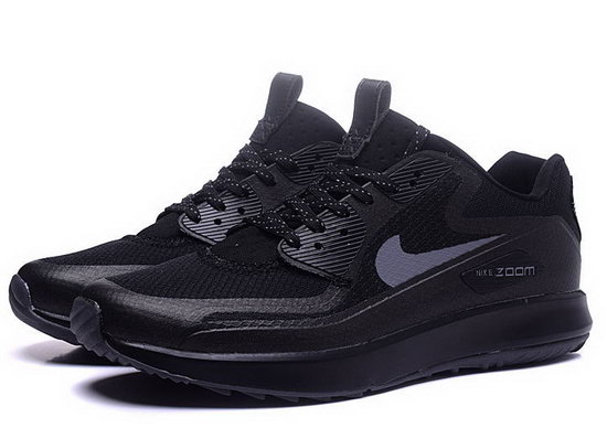 Mens Nike Air Zoom 90 It Black Grey Best Price