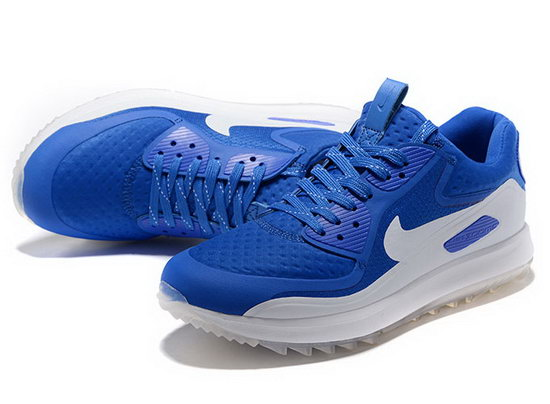 Mens Nike Air Zoom 90 It Blue White Discount