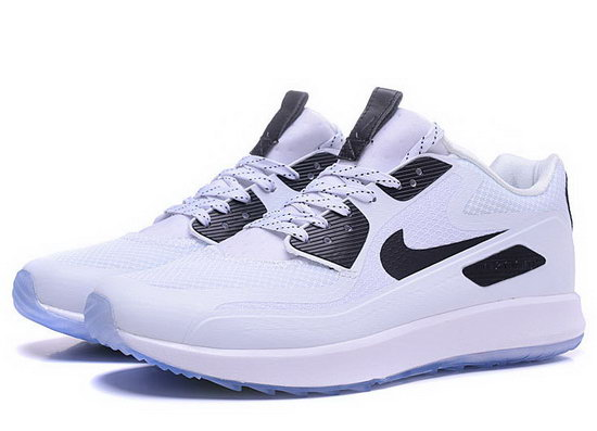 Mens Nike Air Zoom 90 It White Black China