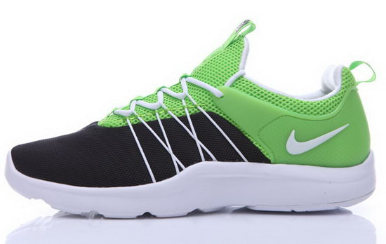 Mens Nike Darwin Black Green 40-44 China