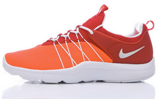 Mens Nike Darwin Orange Red 40-44 Reduced
