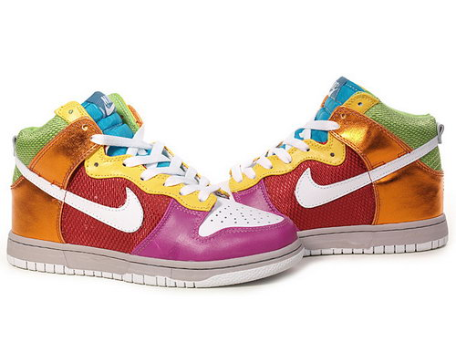 Mens Nike Dunk High Colorful Online Shop