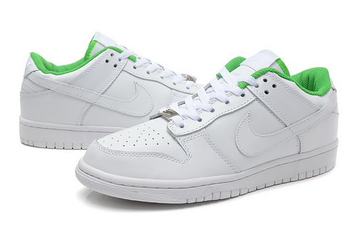 Mens Nike Dunk Low Brazil White Factory Outlet