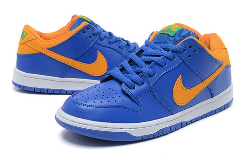 Mens Nike Dunk Low Royal Blue Clearance