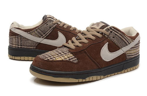 Mens Nike Dunk Low Scotland - Brown Korea