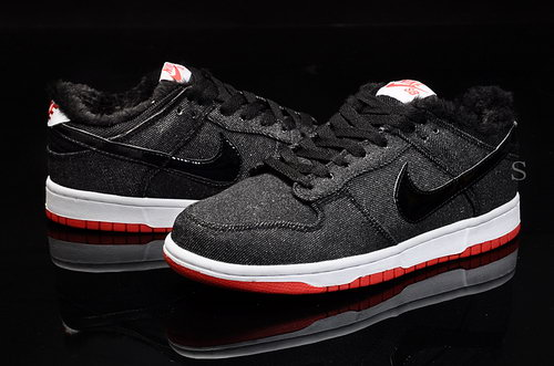 Mens Nike Dunk Low Ash Black France