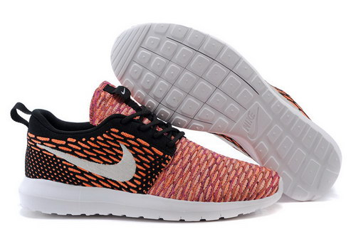 Mens Nike Flyknit Roshe Run Random Yarn Color Czech