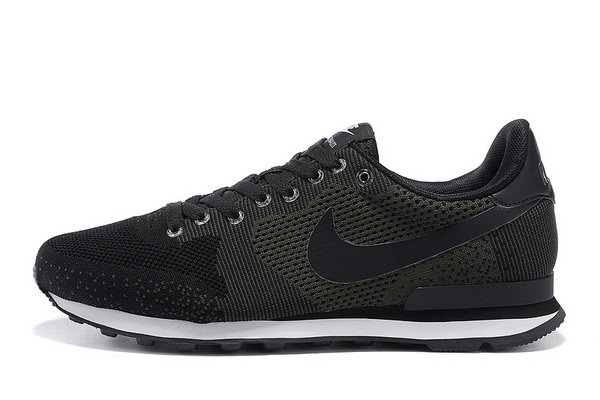 Mens Nike Internationalist Jcrd Weave Black Dark Grey 40-44 Outlet