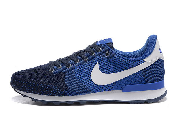 Mens Nike Internationalist Jcrd Weave Deep Blue Sapphire 40-44 Factory Store