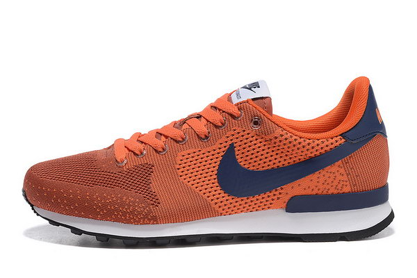 Mens Nike Internationalist Jcrd Weave Orange Dark Blue 40-44 Outlet Online
