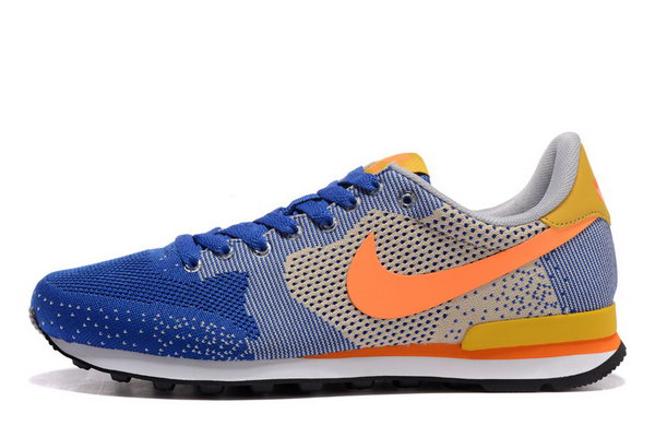 Mens Nike Internationalist Jcrd Weave Sapphire Light Grey Orange 40-44 China
