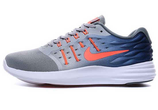Mens Nike Lunar Tempo Grey Blue Outlet Store