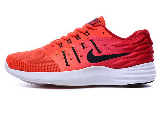 Mens Nike Lunar Tempo Red Black Usa