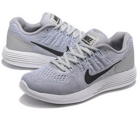 Mens Nike Lunarglide 8 Grey Black 40-45 Sweden