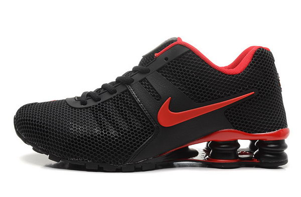Mens Nike Shox 2016 807 Black Red 40-46 Low Price