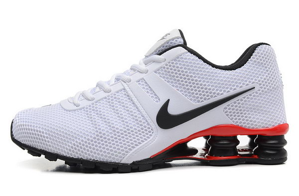 Mens Nike Shox 2016 807 White Black 40-46 Uk