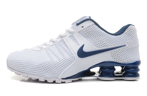 Mens Nike Shox 2016 807 White Blue 40-46 Poland