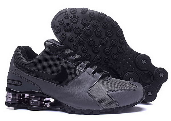 Mens Nike Shox Avenue Grey Black 40-46 Coupon