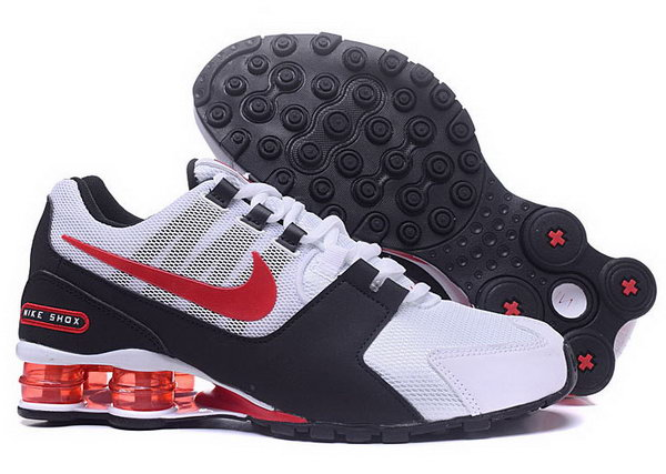Mens Nike Shox Avenue White Black Red 40-46 Canada