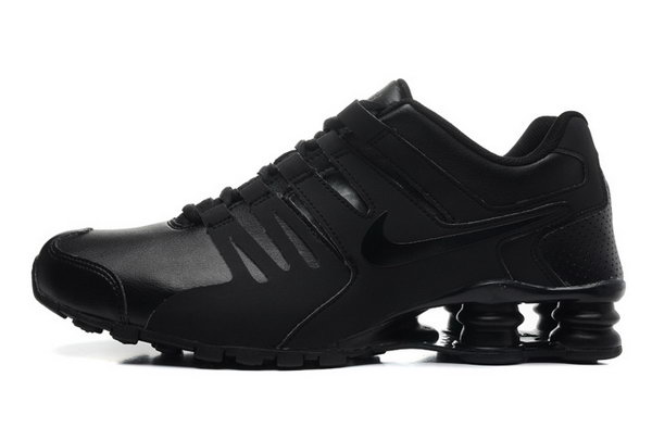 Mens Nike Shox Current All Black 40-46 Coupon Code