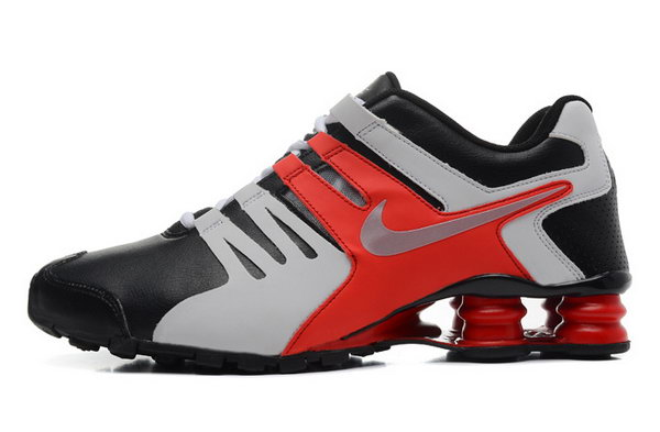 Mens Nike Shox Current Black White Red 40-46 Outlet Store