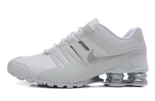 Mens Nike Shox Current White 40-46 Usa