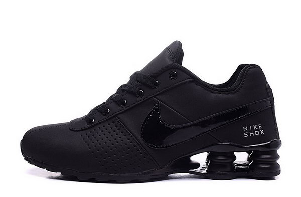 Mens Nike Shox Deliver All Black 40-46 Best Price