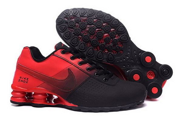 Mens Nike Shox Deliver Black Red 40-46 Switzerland