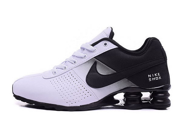 Mens Nike Shox Deliver White Black 40-46 Factory Store