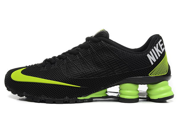 Mens Nike Shox Turbo 21 Black Green 40-46 Greece