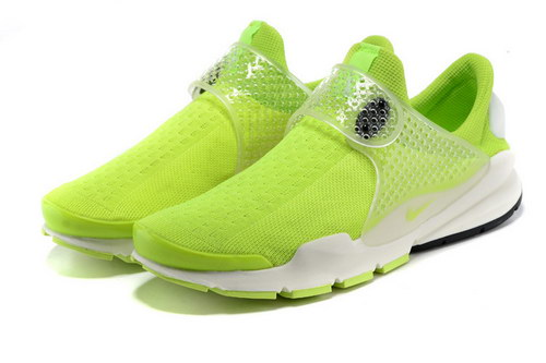 Mens Nike Sock Dart Sp Fragment Fluorescence Green Reduced