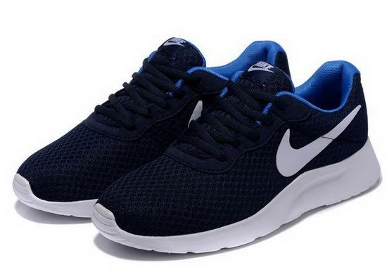 Mens Nike Tanjun Dark Blue Norway