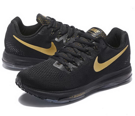 Mens Nike Zoom All Out Black Gold 40-45
