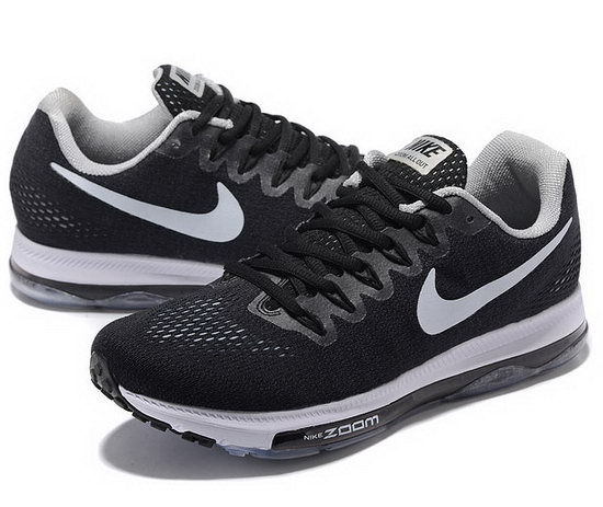 Mens Nike Zoom All Out Black White 40-45 China