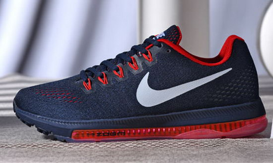 Mens Nike Zoom All Out Dark Blue Red 40-44 Ireland