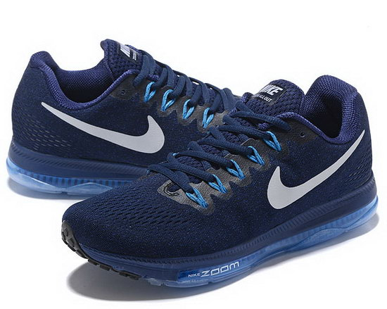 Mens Nike Zoom All Out Dark Blue White 40-45 Greece