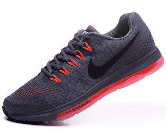 Mens Nike Zoom All Out Grey Red 40-44 Online