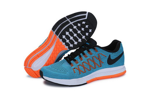 Mens Nike Zoom Pegasus 32 Blue Black Cheap