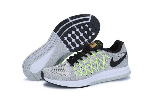 Mens Nike Zoom Pegasus 32 Grey Black Outlet