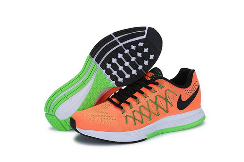 Mens Nike Zoom Pegasus 32 Orange Black