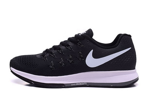 Mens Nike Zoom Pegasus 33 Black White 40-45 Factory