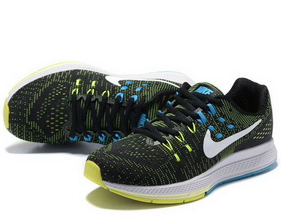 Mens Nike Zoom Structure 19 Black White Blue 40-44 Wholesale