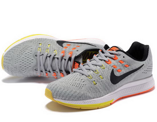 Mens Nike Zoom Structure 19 Grey Black Yellow 40-44 Portugal