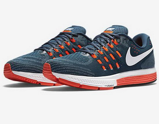 Mens Nike Zoom Vomero 11 Charcoal Orange 40-45 Italy