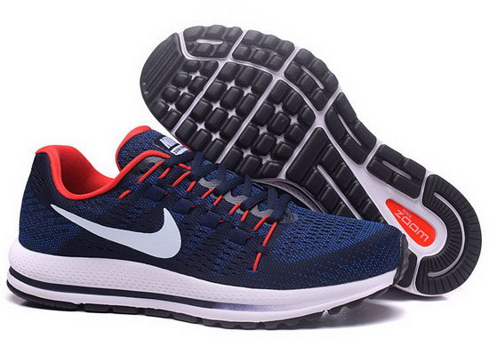 Mens Nike Zoom Vomero 12 Dark Blue Red 40-45 Switzerland