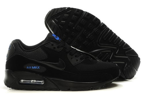 Mens Size Us7.5 9 10.5 11.5 Air Max 90 Black Review