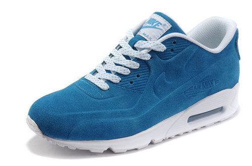 Mens Size Us7.5 9 10.5 11.5 Air Max 90 Vt White Blue Wholesale
