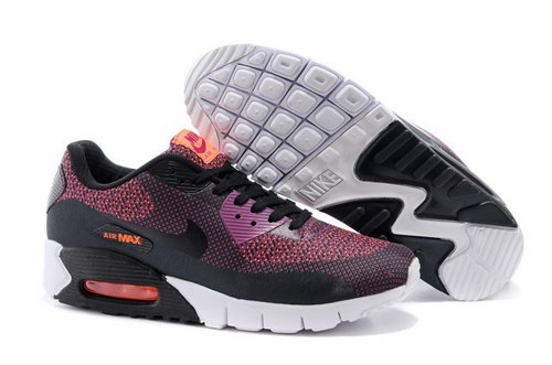 Nike Air Max 90 Jcrd Mens Shoes Wine Red Black Hot Czech