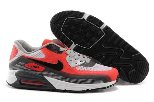 Nike Air Max Lunar 90 C3 0 Mens Shoes Orange Gray Special Usa