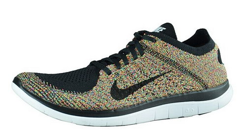 Nike Free Flyknit 4.0 Mens Shoes Brown Black Germany
